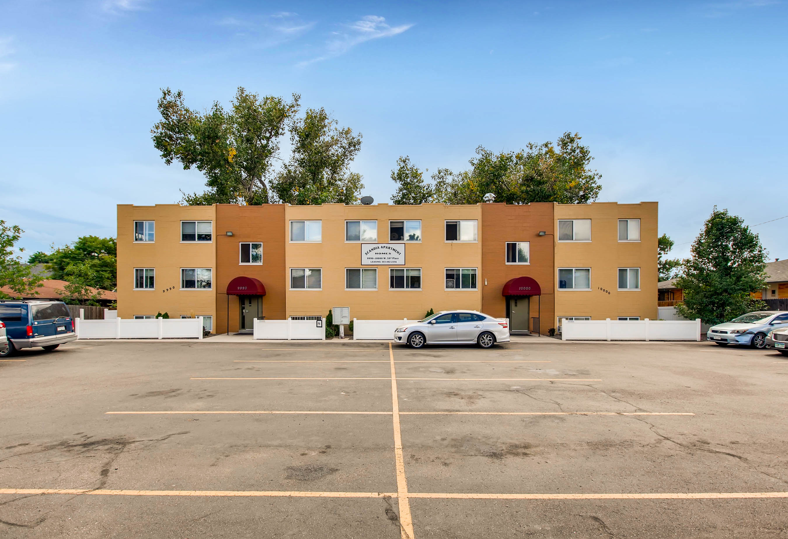 Scandia Apartments